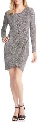Karen Kane Twiggy Twist Dress