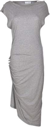 Paco Rabanne Wrap Draped Dress