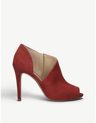 MICHAEL Michael Kors Elodie suede ankle boots