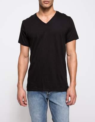 Calvin Klein Underwear Classic S/S V Neck T 3-Pack