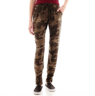 Tyte Jeans Rewash Camo Soft Pants $46 thestylecure.com