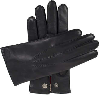 Dents Burford cashmere-lined leather gloves