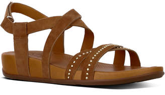 FitFlop Lumy Criss Cross Sandals