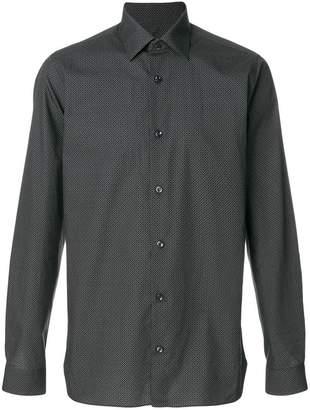 Ermenegildo Zegna classic pattern shirt