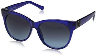 Vince Camuto Women's VC626 BL Round Sunglasses