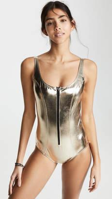 Lisa Marie Fernandez Farrah Maillot Swimsuit