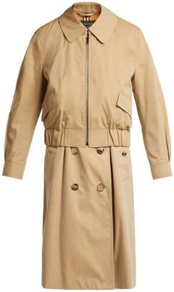 Burberry Reconstructed Harrington trench coat