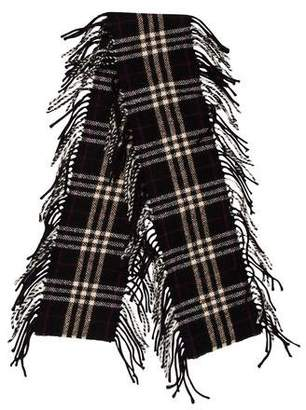 Burberry Wool Blend Happy Scarf