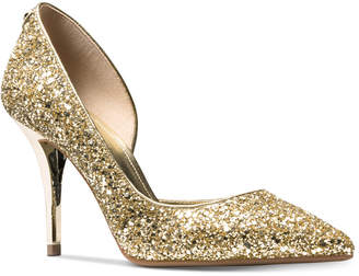 Michael Kors Women's Nathalie D'orsay Pumps