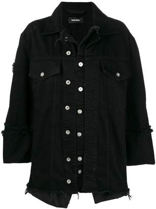 Diesel double layered jacket
