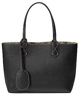 5c0fd4f27c2d Gucci Women's Small Reversible GG Leather Tote