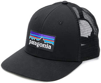 Patagonia logo patch baseball cap