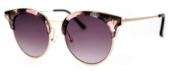 A. J. Morgan Sheva Floral Sunglasses