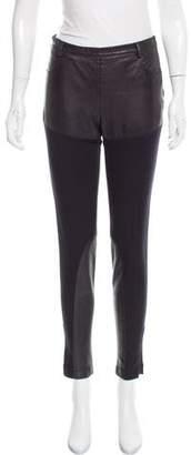 Jean Paul Gaultier Mid-Rise Wool Pants