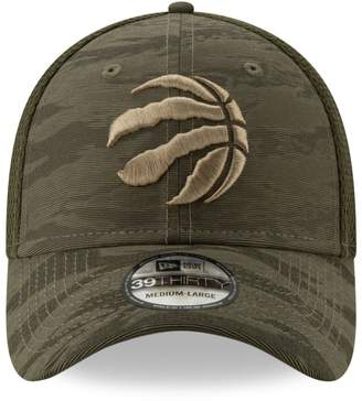 New Era Toronto Raptors NBA Camo Fronted Cap