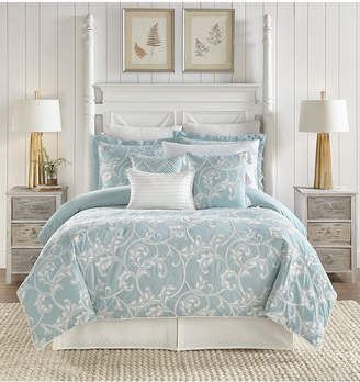 Croscill Willa 4-Pc. California King Comforter Set Bedding