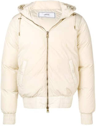 Ami Paris Hooded Down Jacket
