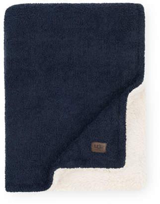 UGG Ana Reversible Cozy Knit Throw Blanket