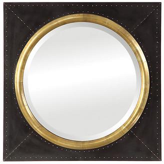 One Kings Lane Tallik Wall Mirror - Black