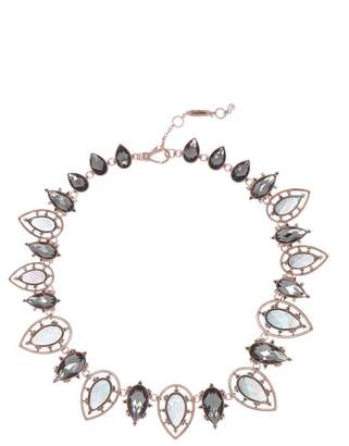Jenny Packham All Around Crystal Collar Necklace