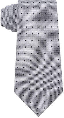 Calvin Klein Men Slim Multi-Dot Tie