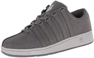 K-Swiss Men's Classic Luxury Edition Lace-Up Fashion Sneaker