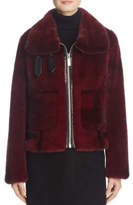 Maximilian Furs x Michael Kors Saga Mink Fur Bomber Jacket - 100% Exclusive
