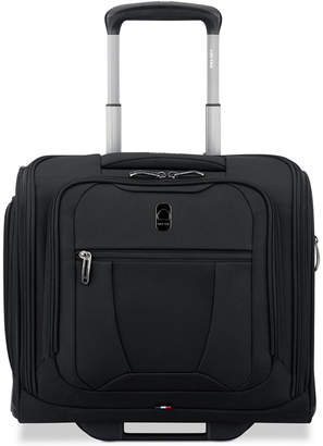 Delsey Helium 360 2-Wheel Under-Seat Carry-On Suitcase