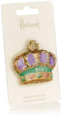Harrods Crown Fridge Magnet