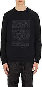 Givenchy Men's Sequin-Embellished Cotton Sweatshirt - Black