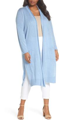 Nic+Zoe Traveler Long Cardigan