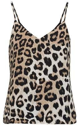 Banana Republic Leopard Print Camisole