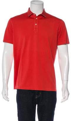 Brunello Cucinelli Basic Fit Polo Shirt