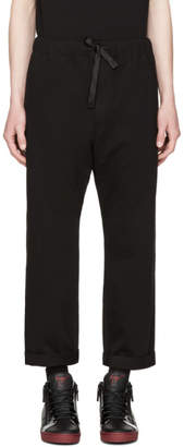 Diesel Black P-Idaho Trousers