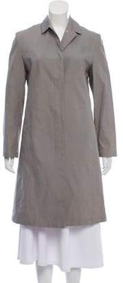 Calvin Klein Collection Knee-Length Trench Coat