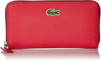 Lacoste L.12.12 Concept Large Zip Wallet Wallet