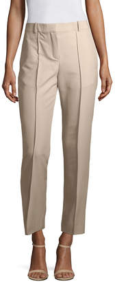 Celine Seamed Cropped Trousers