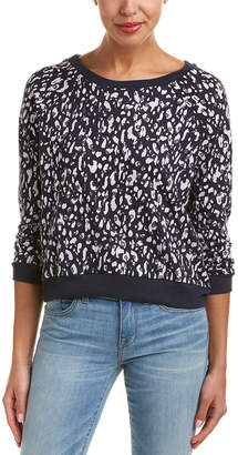 MinkPink Leopard Sweatshirt
