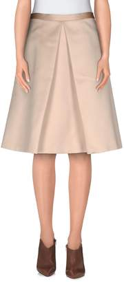Tibi Knee length skirts