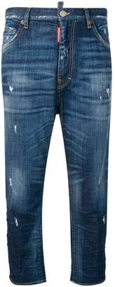 DSQUARED2 boyfriend fit jeans