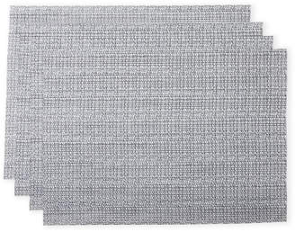 Imperial Collection Set of 4 Metallic Woven Placemats