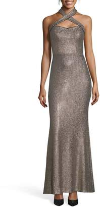 4488ea564d3fb Xscape Evenings Halter Dresses - ShopStyle Australia