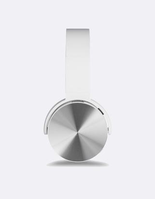 AIR Luxe Platinum White Headphones