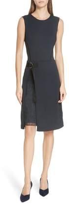 BOSS Etuli A-Line Dress