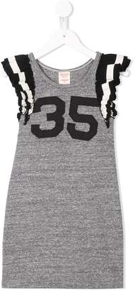 Denim Dungaree 35 jersey dress