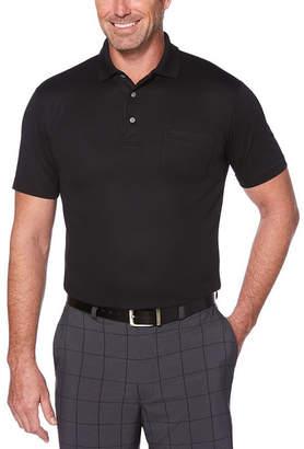 PGA Tour TOUR Easy Care Short Sleeve Pique Polo Shirt
