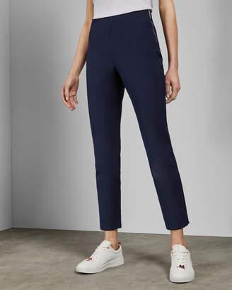 Ted Baker ZAMELIT Side zip skinny trousers