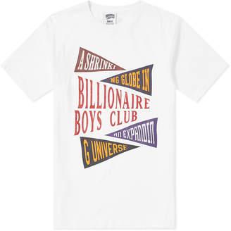 Billionaire Boys Club Pennant Print Tee