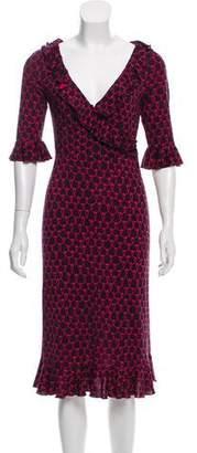 Diane von Furstenberg Aomi Silk Dress