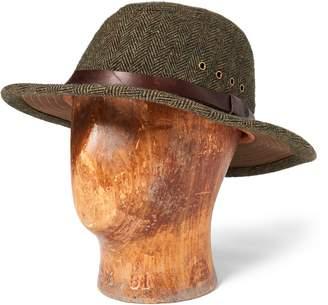 Ralph Lauren Herringbone Fishing Hat
